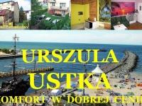 """Pokoje Gościnne """"Urszula"""" - Ustka"""