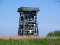 Wieża widokowa nad jeziorem Łebsko - Kluki