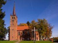 Kościół pw. Niepokalanego Poczęcia NMP - Bruskowo Wielkie