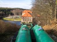 Elektrownia wodna - Gałąźnia Mała