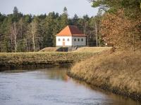 Zamek wodny - elektrownia wodna 2