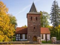 Kościół Znalezienia Krzyża w Charnowie
