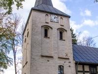 Kościół w Wytownie - wieża