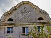 Pałac w Wytownie - herb