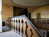 Pałac w Wytownie - schody