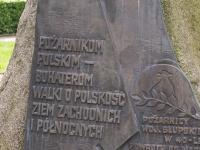 Pożarnikom Polskim Ustka