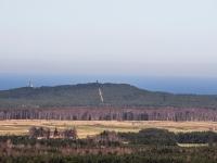 Góra Rowokół - latarnia morska w Czołpinie