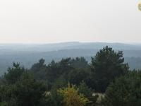 Widok z platformy widokowej 2 - Czołpino