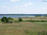 Widok z wieży - j. Łebsko