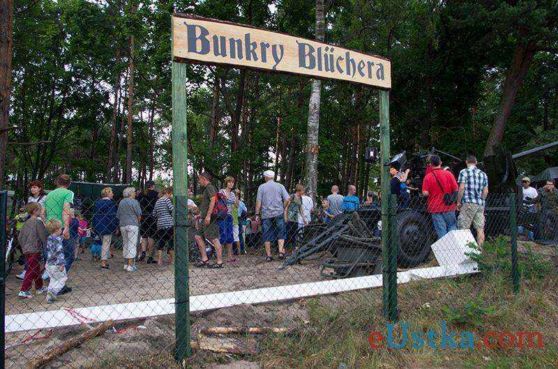 bunkry Bluchera Ustka