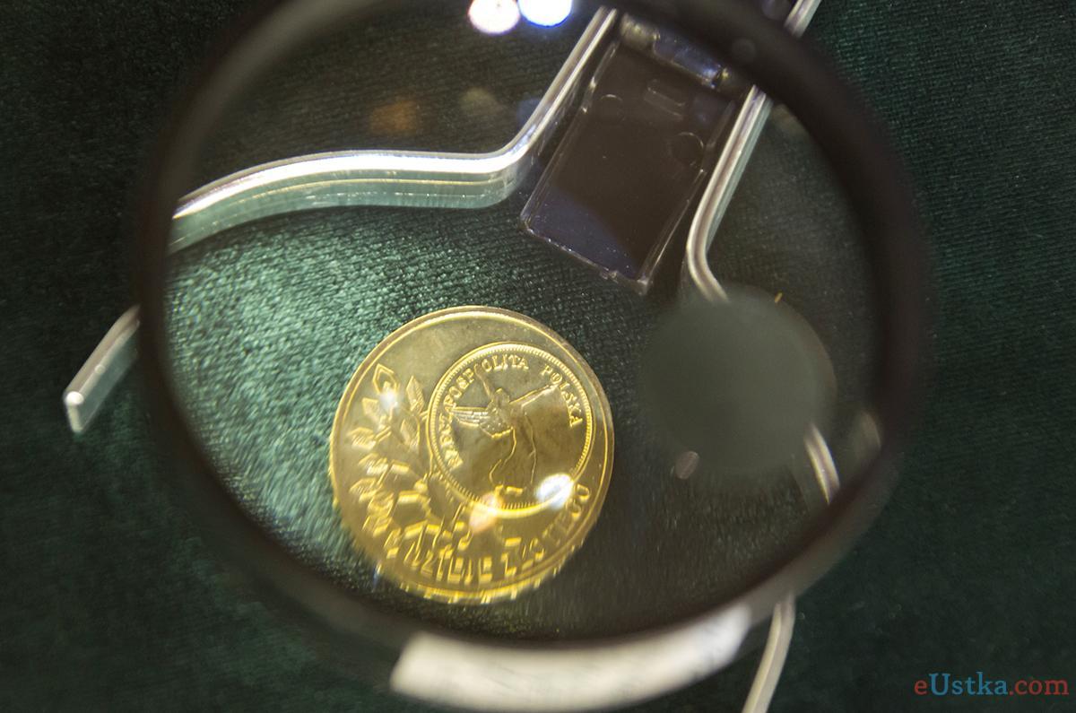 Otwarcie wystawy: Numizmatyka III Rzeczpospolitej - monety obiegowe, Muzeum Pomorza Środkowego w Słupsku 3