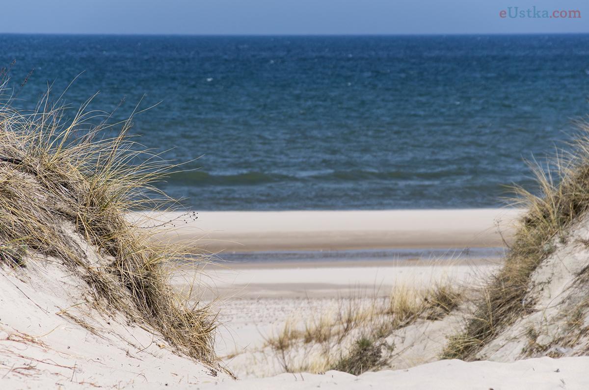 Plaża Lędowo