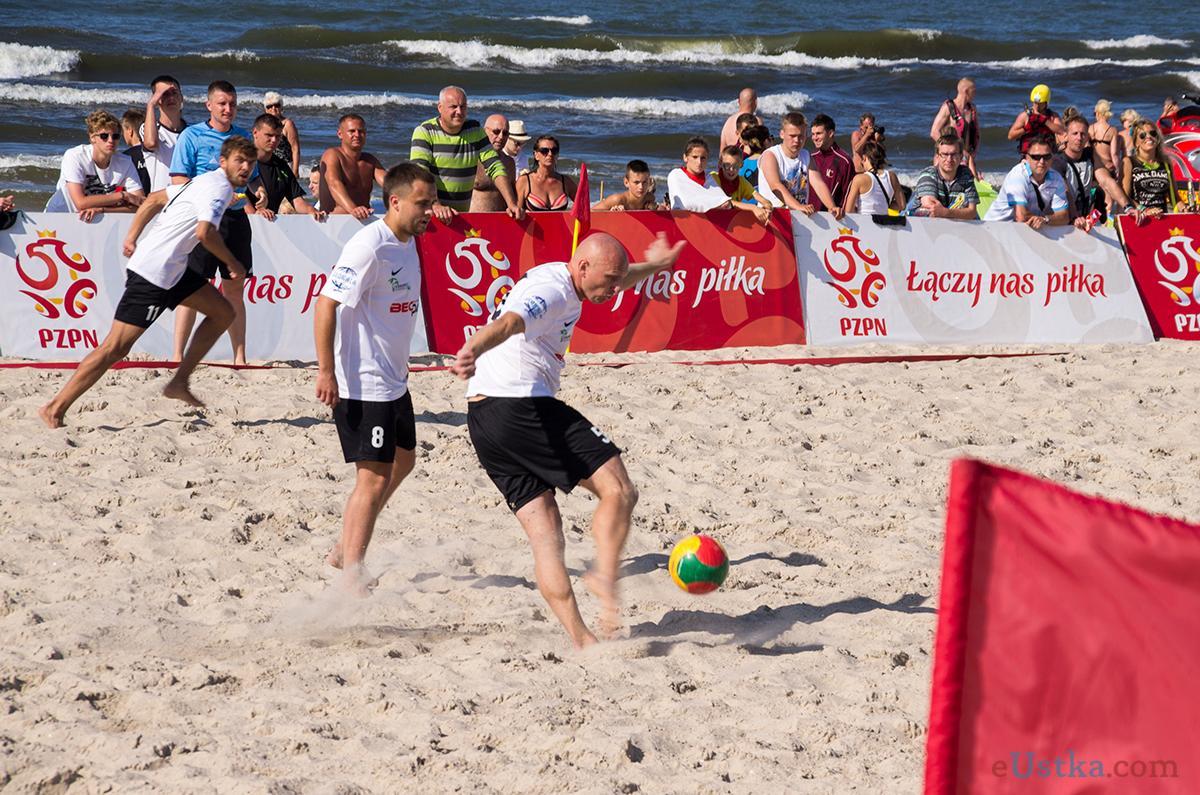 Mistrzostwa Polski w Beach Soccer 2013