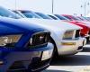 Zlot Fordów Mustangów - Ustka 2015 c