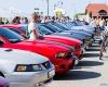 Zlot Fordów Mustangów - Ustka 2015 d