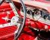 Zlot Fordów Mustangów - Ustka 2015 g