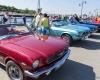 Zlot Fordów Mustangów - Ustka 2015 m
