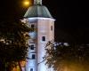 Zaćmienie księżyca 27-07-2018 - Słupsk - Zamek Książąt Pomorskich b