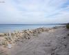 Kamienie na plaży wschodniej - Ustka