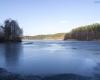 Jezioro Karwińskie Duże