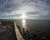 Punkt widokowy - Jezioro Łebsko - Gać 8