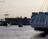 Uskta - port - 4 stycznia 2014