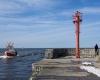 Powrót statków do portu w Ustce 9
