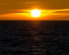 Zachód słońca - Ustka 3