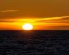 Zachód słońca - Ustka 4