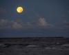 Zachód Księżyca - Ustka 4