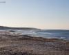 Zachodnia plaża - Ustka