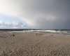 Plaża w Ustce - wiosna 2013