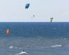 Kitesurfing - plaża zachodnia