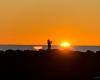 Zachód słońca Ustka 3