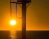 Zachód słońca Ustka 4