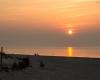 Zachód słońca - Ustka 3-molo 11.09.2016r a
