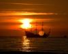 Ustka - zachód słońca 3