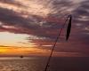 Ustka - zachód słońca 2
