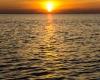 Ustka - zachód słońca 1 marca 2013 - 5
