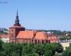 Widok z wieży - Kościół Mariacki XIV w.