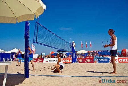 ce plażowej Ustka 2010 - 3
