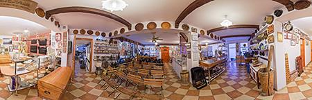 panorama muzeum Chleba Ustka