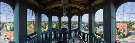 Wieża muzeum - Słupsk