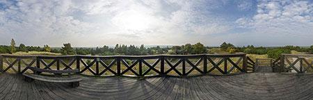 Platforma widokowa w Czołpinie