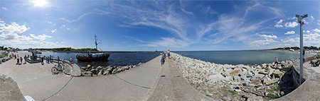 Port Ustka