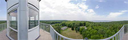 Wieża w Orzechowie